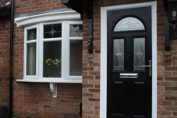 a link to our composite doors in Clapham