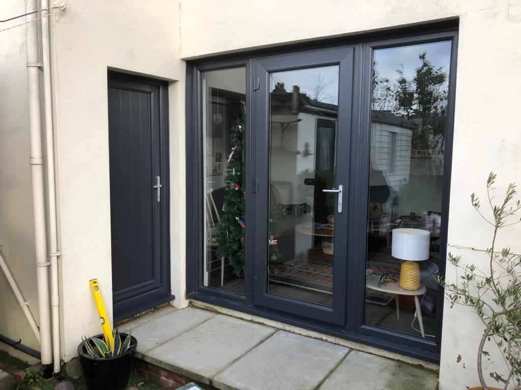 Gallery Photo Bi Folding Door