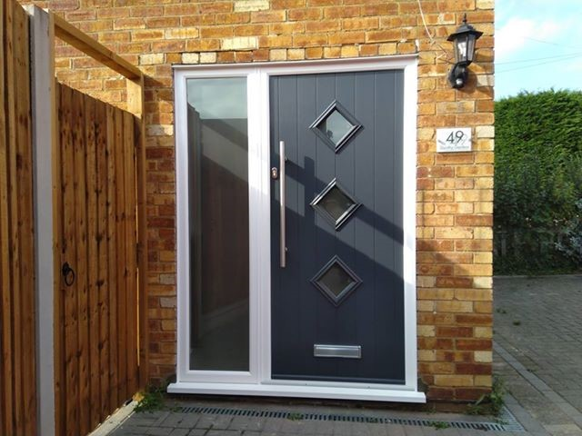 Gallery Photo Colour Composite Doors