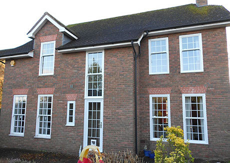 we install sash windows throughout Mortlake