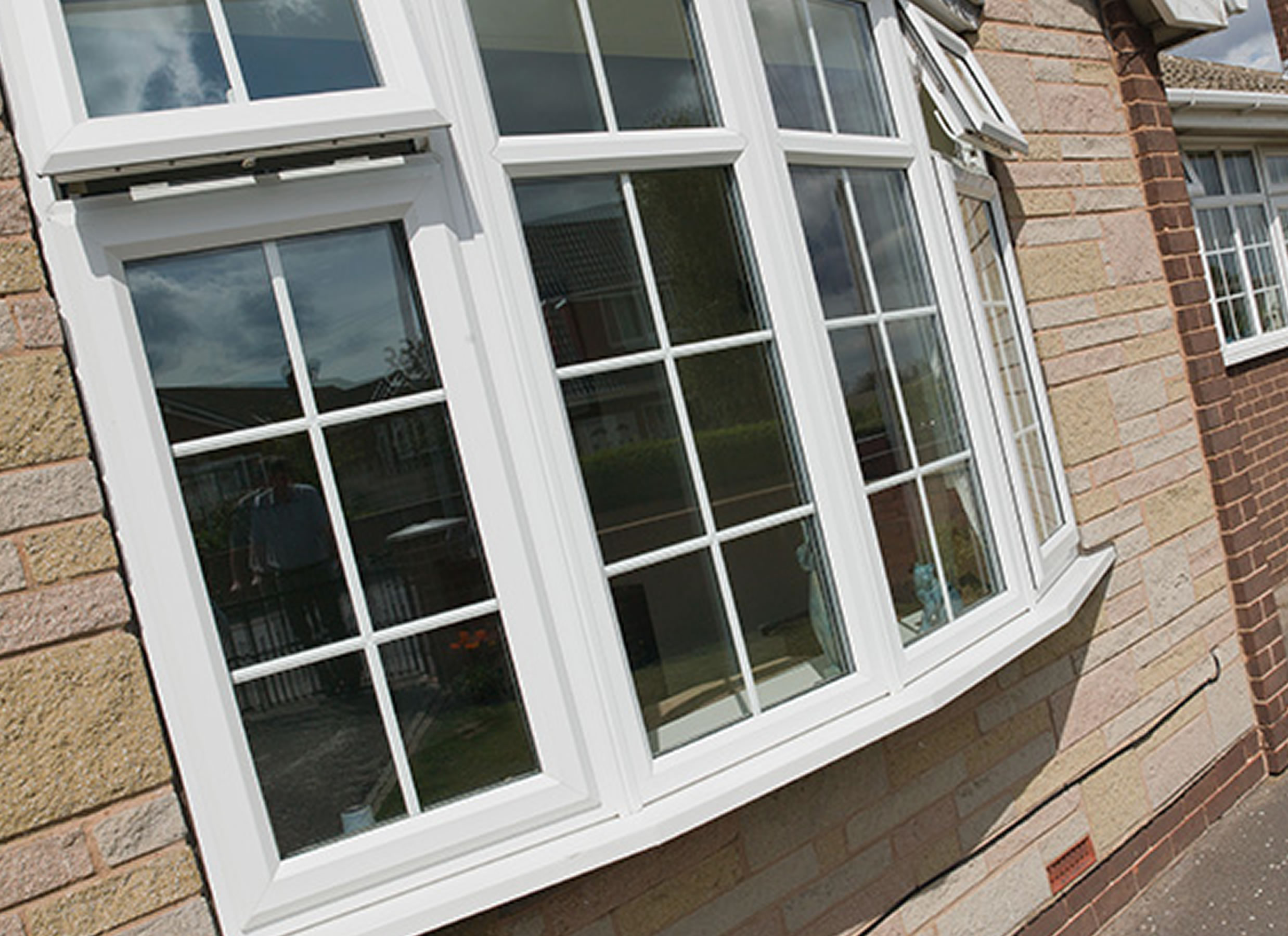 we install bay windows