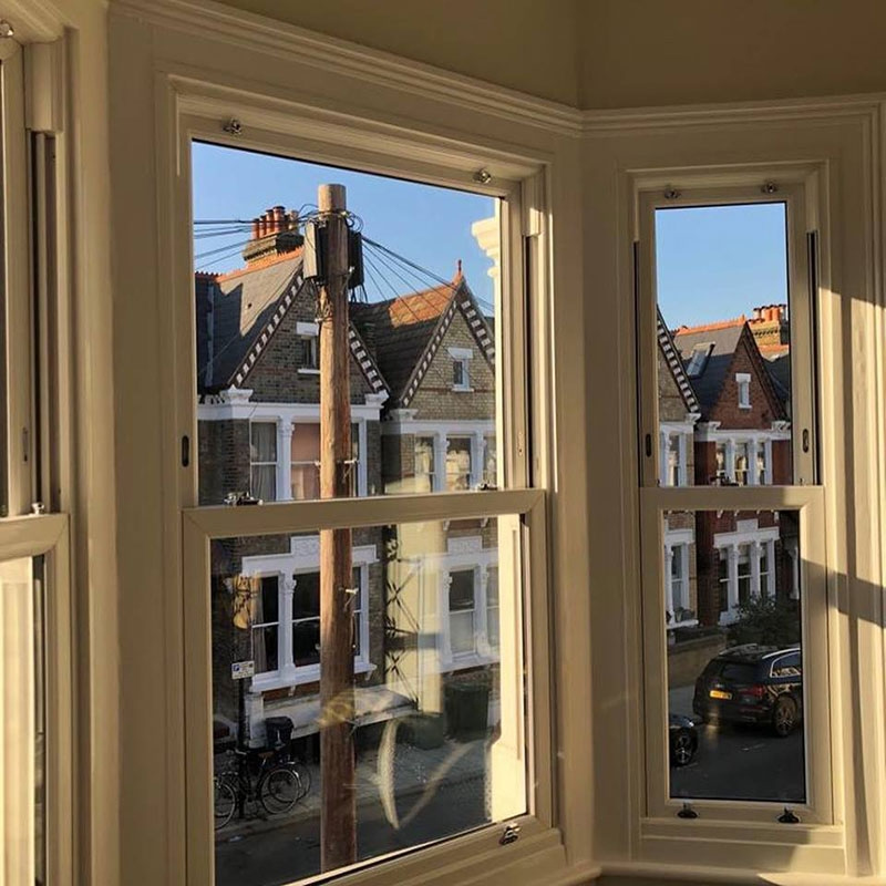 we replace vertical sash windows