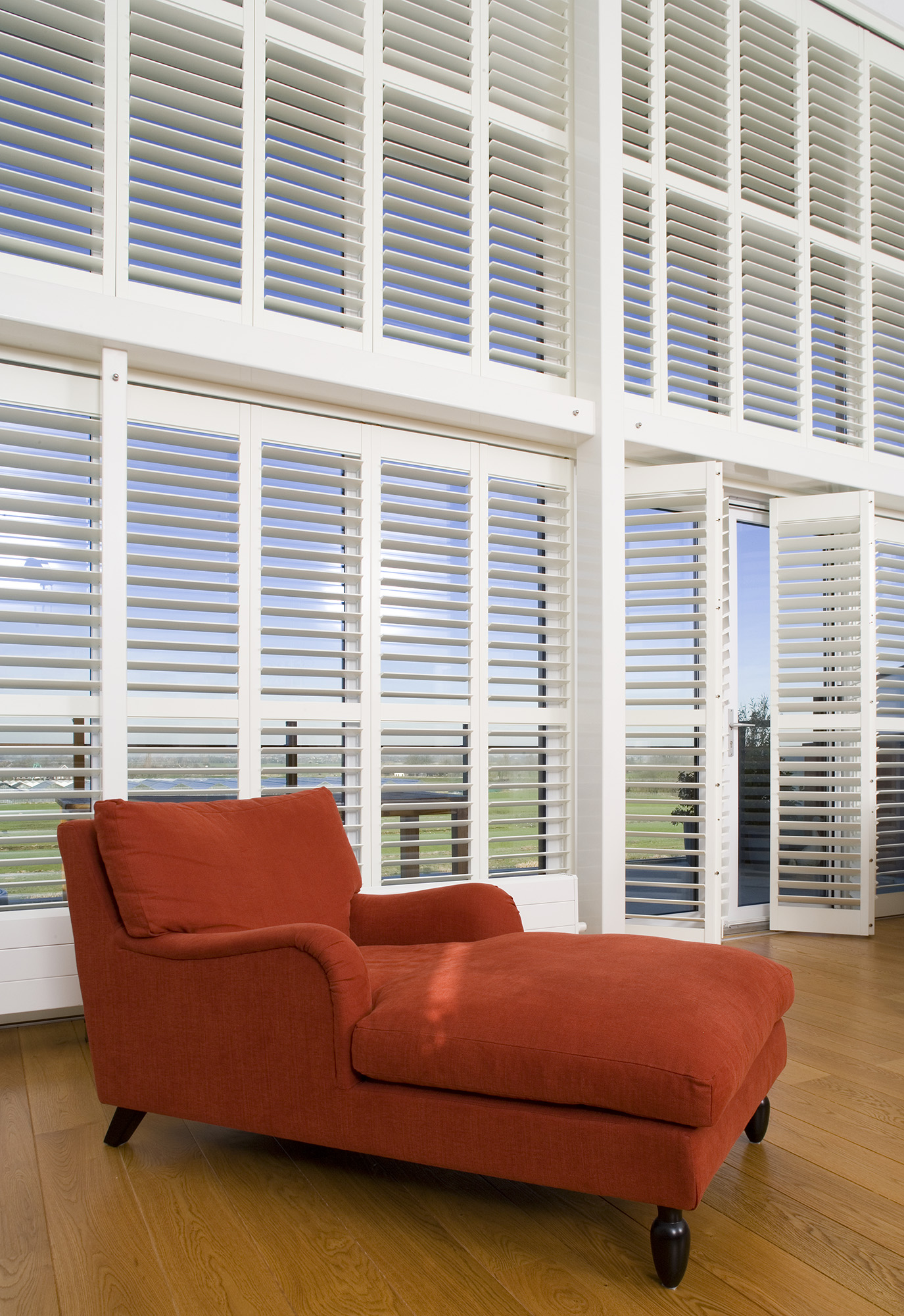 window shutters full height price